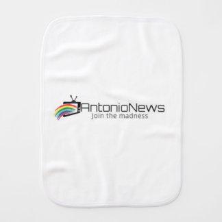 Antonio News - Join The Madness - Items Burp Cloth