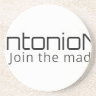 Antonio News - Join The Madness - Items Coaster