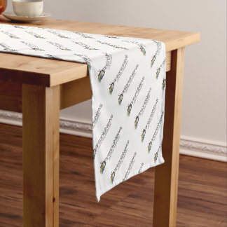 Antonio News - Join The Madness - Items Short Table Runner