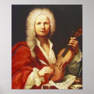 Antonio Vivaldi Print