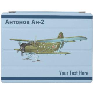 Antonov An-2 iPad Cover