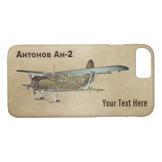 Antonov An-2 iPhone 7 Case