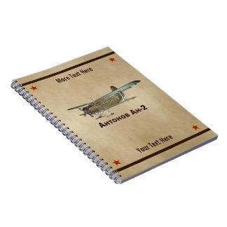 Antonov An-2 Note Book