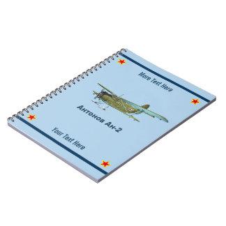 Antonov AN-2 Notebook