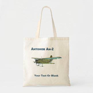 Antonov An-2 Tote Bag