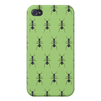 Ants green iPhone 4/4S case