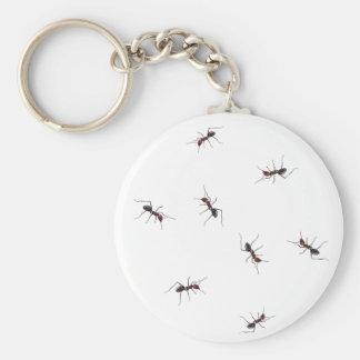 Ants in Yer . . . Key Ring