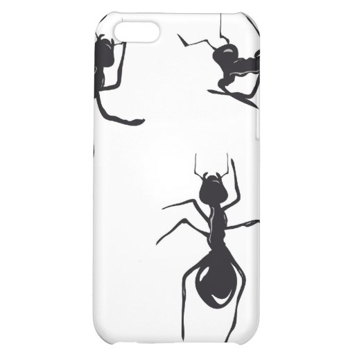 ANTS CASE FOR iPhone 5C