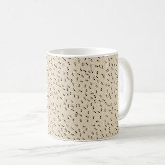 ants troubles coffee mug