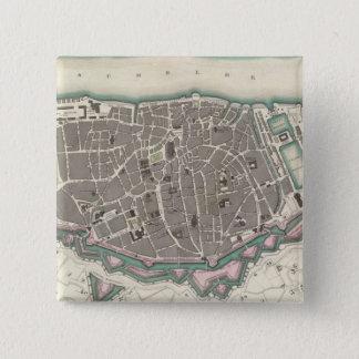 Antwerp Antwerpen Anvers 15 Cm Square Badge
