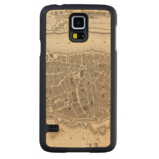 Antwerp, Belgium Carved Maple Galaxy S5 Case