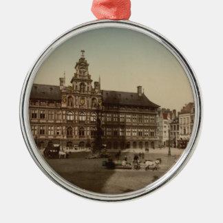 Antwerp Town Hall, Antwerp, Belgium Ornament