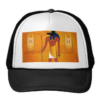 Anubis1 Mesh Hat