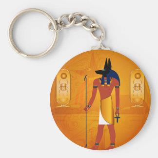 Anubis1 Key Chains