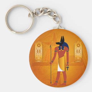 Anubis1 Key Chain