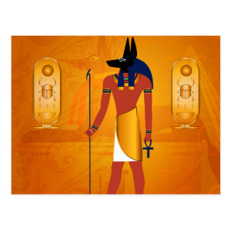Anubis1 Post Cards