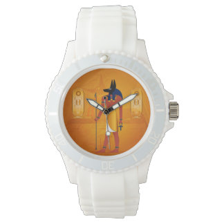 Anubis, ancient Egyptian god Watch