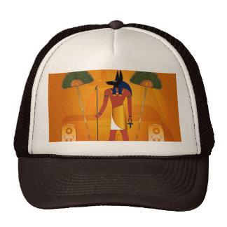 Anubis, ancient Egyptian Mesh Hat