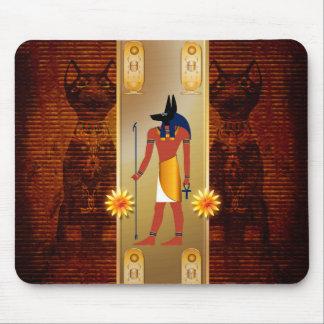 Anubis, ancient Egyptian Mouse Mat