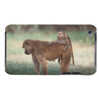 Anubis Baboon Barely There iPod Case