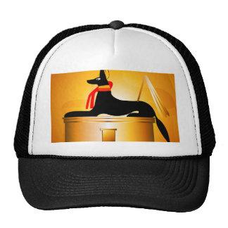 Anubis Mesh Hats