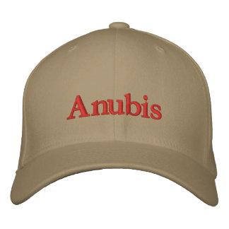 Anubis cap embroidered hat