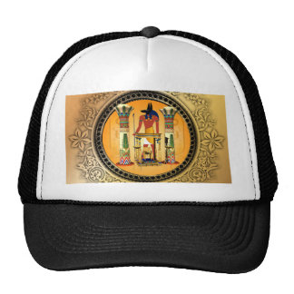 Anubis, egypt cap