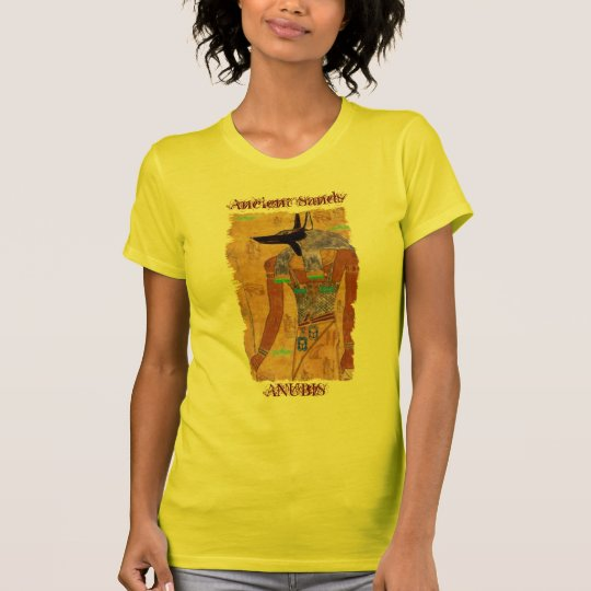 ANUBIS Egyptian Ancient Sands T Shirt