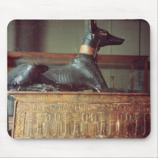 Anubis, Egyptian god of the dead Mouse Mat