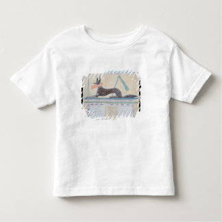 Anubis, Egyptian god of the dead Toddler T-Shirt