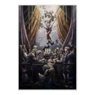 Anubis Gates: Song of the Father Print