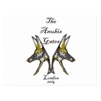 Anubis Gates T2 Postcard