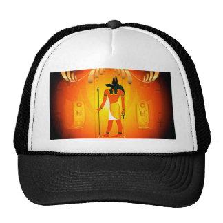 Anubis Mesh Hat
