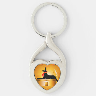 Anubis Key Chain