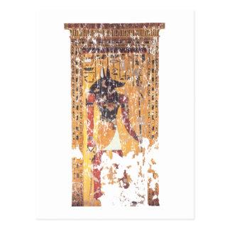 Anubis-Nefertari Postcard