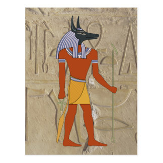 Anubis Postcards