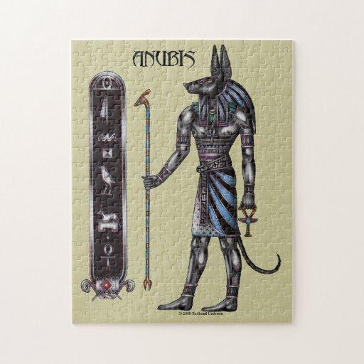 Anubis Puzzle
