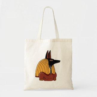 Anubis Tote Bags