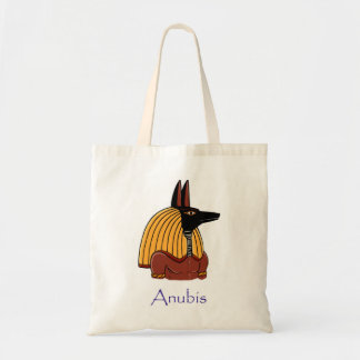 Anubis Tote Named Budget Tote Bag