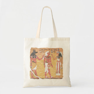 Anubis, Tut, Osiris Tote Bag