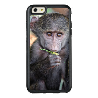 Anubus Baboon (Lake Manyara Nat. Park Tanzania) OtterBox iPhone 6/6s Plus Case