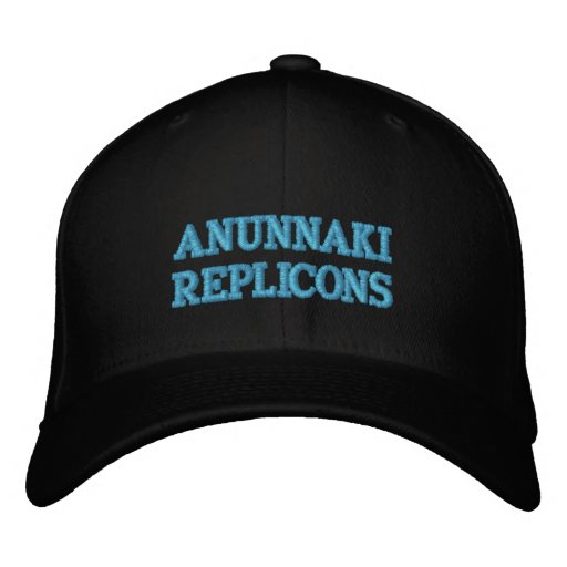 ANUNNAKI REPLICONS EMBROIDERED CAP