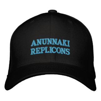 ANUNNAKI REPLICONS EMBROIDERED HAT