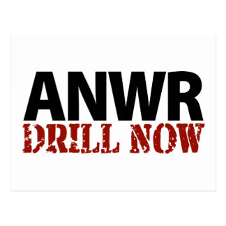 ANWR Drill Now Postcards