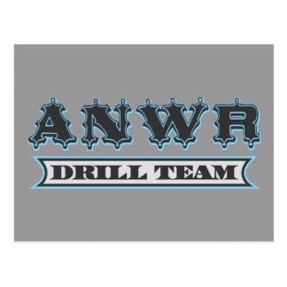 ANWR Drill Team Post Cards