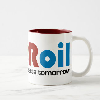 ANWR Oil: Drilling Today Protects Tomorrow Mugs