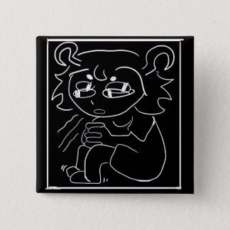 anxiety cube pin