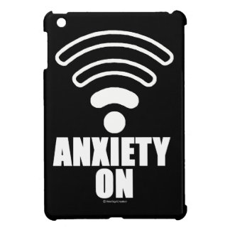 Anxiety mode case for the iPad mini