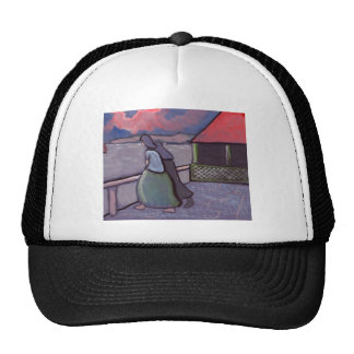 ANXIOUS TIMES FISHERWIVES WAITING CAP