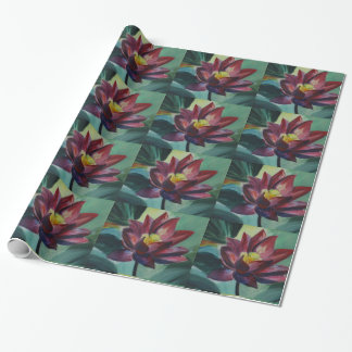 Any Celebration Floral Glossy Wrapping Paper, Wrapping Paper